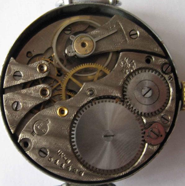 Ремонт старых часов