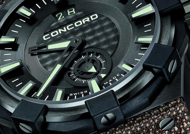 Ремонт швейцарских часов Concord в СПб