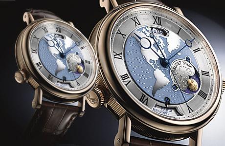 Ремонт швейцарских часов Breguet в СПб