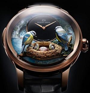 Ремонт швейцарских часов Jaquet Droz в СПб