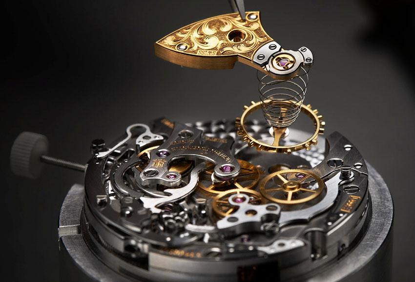 Реставрация кварцевых часов