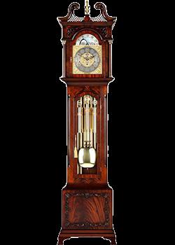 Реставрация напольных часов