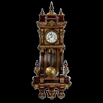 Реставрация настенных часов