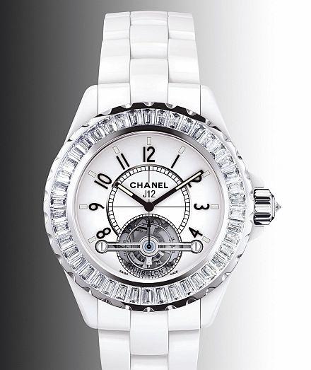 Ремонт швейцарских часов Chanel в СПб