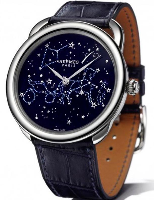 Ремонт швейцарских часов Hermes в СПб