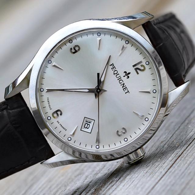 Ремонт швейцарских часов Pequignet в СПб