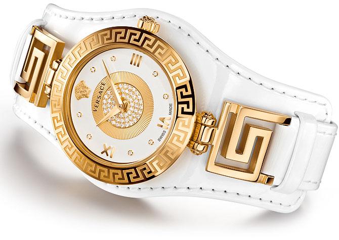 Ремонт швейцарских часов Versace в СПб