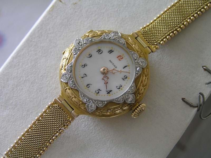 Ремонт золотых часов в Санкт-Петербурге