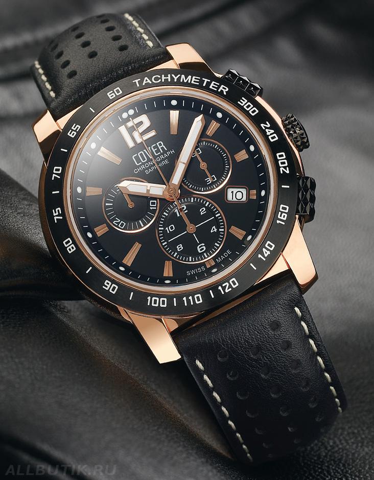 Ремонт швейцарских часов Cover в СПб