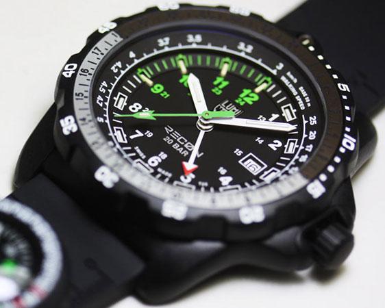 Ремонт швейцарских часов Luminox в СПб