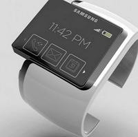 Samsung продемонстрировала свои часы