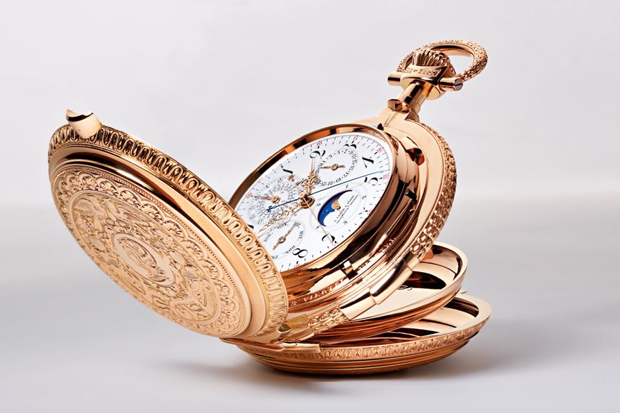 Срочный ремонт часов в СПб