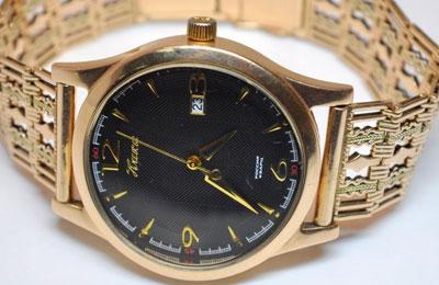 Ремонт золотых часов в Санкт Петербурге