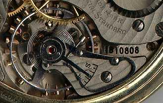 Регулировка точности хода часов