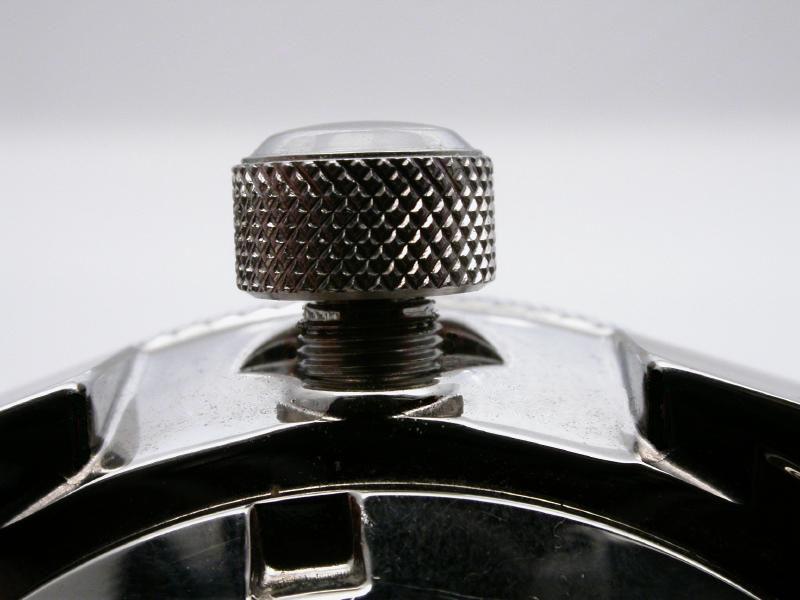 Ремонт заводной головки, кнопки хронографа часов в СПб