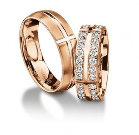 Обручальные кольца на заказ в СПб