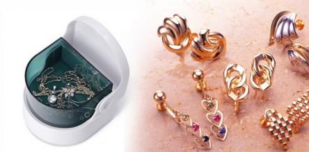 Ультразвуковая чистка ювелирных изделий из золота